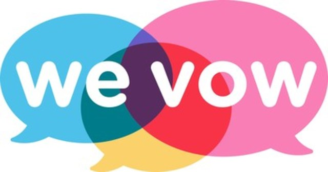 We Vow: A national campaign of love to inspire, engage and empower young people to take action against social injustice -- intolerance, racism, poverty and bullying -- in their communities. (CNW Group/We Vow)