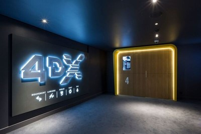 4DX arriva in Francia e in Norvegia con il successo del weekend iniziale per KONG: SKULL ISLAND