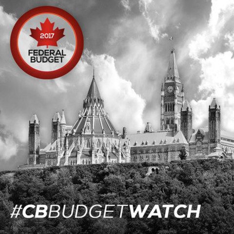 Canadians can sign up to receive professional, post-budget analysis from Collins Barrow. http://www.collinsbarrow.com/en/cbn/2017-federal-budget (CNW Group/Collins Barrow National Cooperative Incorporated)