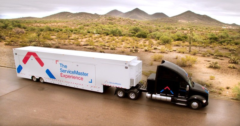 The ServiceMaster Experience - Exterior