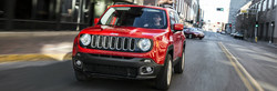 Car shoppers in the Austin area who desire a capable compact SUV will find few better than the trail-rated 2017 Jeep Renegade at Mac Haik CDJR in Georgetown.