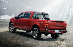Sherwood Ford gives buyers a chance to reserve the new 2018 F-150, Expedition and Mustang.