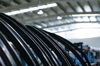 Hyperloop Capsule Composite