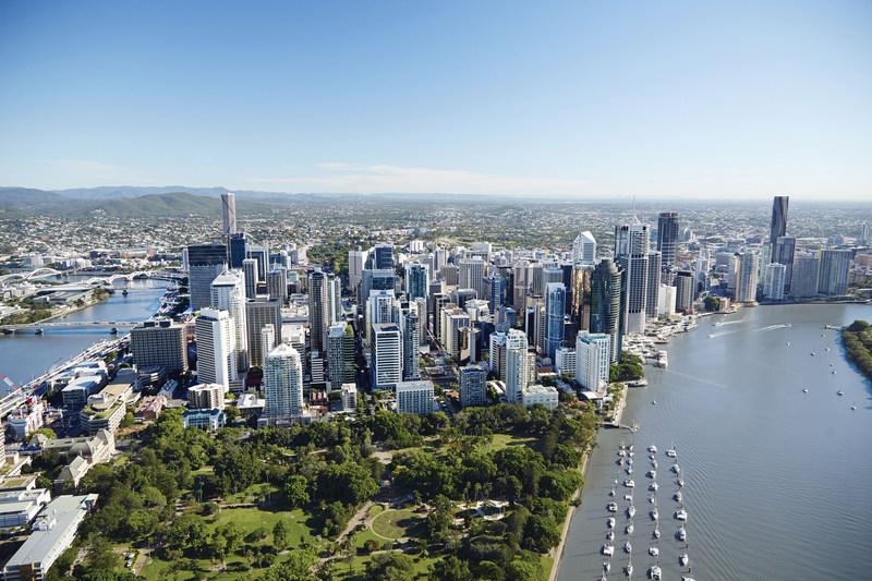 Brisbane, Australia - the host destination for Routes Asia 2018 (PRNewsFoto/Routes)