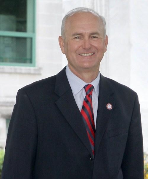 Democratic Candidate for Governor Dr. Bob Daiber