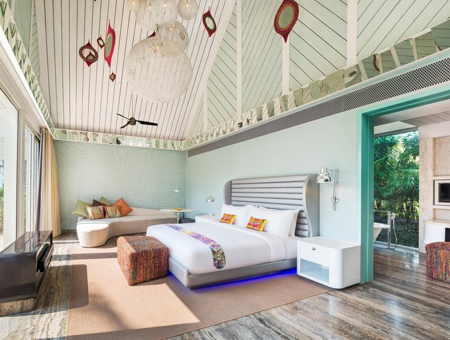 W Hotels Worldwide Set To Shake Up The Indian Hospitality Scene With The Opening Of W Goa; W Hotels Celebrates Its Indian Debut With The Opening Of W Goa, An Exuberant Escape On The Arabian Sea