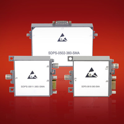 Fairview Microwave 8-bit Programmable Phase Shifters