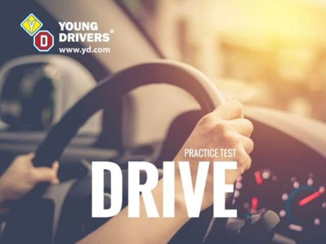 Young Drivers of Canada's all new YD Drive App now available on iOS and Android. (CNW Group/Young Drivers of Canada)