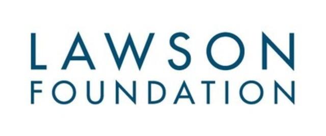 Logo : Lawson Foundation (Groupe CNW/FORUM DES POLITIQUES PUBLIQUES)