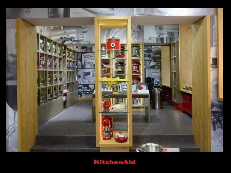 KitchenAid Concept Store and Cooking School by Pavel Staněk + Milos Staněk