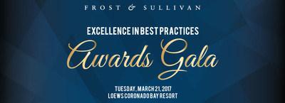 Frost & Sullivan Awards Ceremony