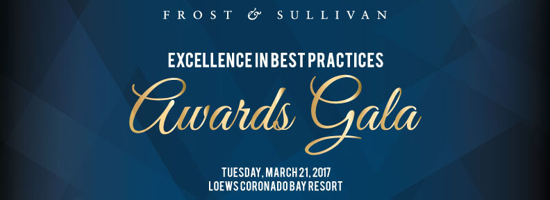 Frost & Sullivan Awards Ceremony