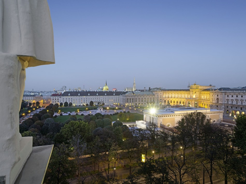"Record values for all key indicators: ""In 2016 Vienna's meetings industry recorded more events, bednights and value-added than ever before,"" reports Director of Tourism Norbert Kettner. Credits: WienTourismus/Christian Stemper (PRNewsFoto/Vienna Tourist Board)"
