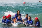 Special Needs Surfing Event,