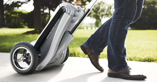 Transboard Features an Innovative One-Touch Folding System to make it Easy to Take with You!