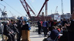 Hunter Roberts Construction Group Unveils Construction Of Pier C Citywide Ferry Service Homeport Project