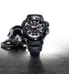 Casio G-SHOCK Reveals First-Ever Connected GRAVITYMASTER At Baselworld 2017