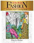 Color In Fashion: New Adult Coloring Book Fills Fashion Niche