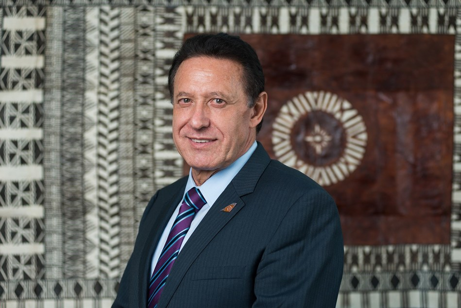 Mr. Andre Viljoen, Fiji Airways Managing Director & CEO