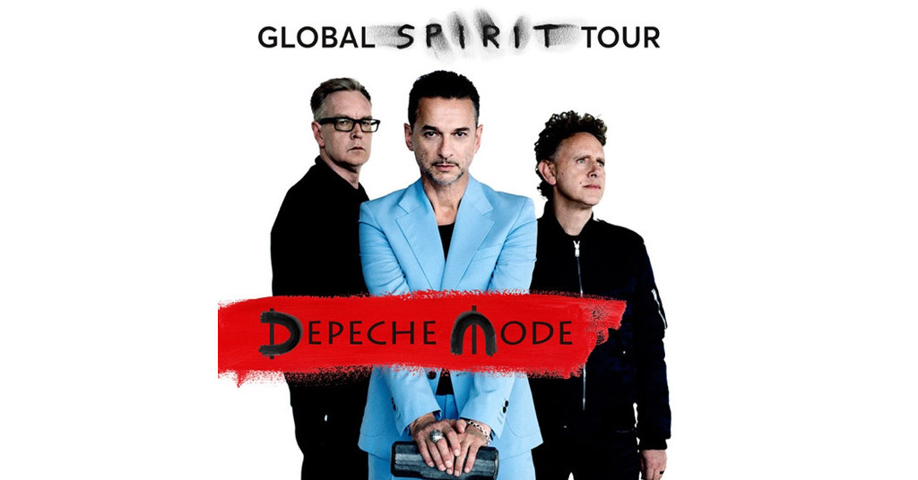 Depeche mode to bring their 39 global spirit tour 39 to latin - Depeche mode in your room live 2017 ...