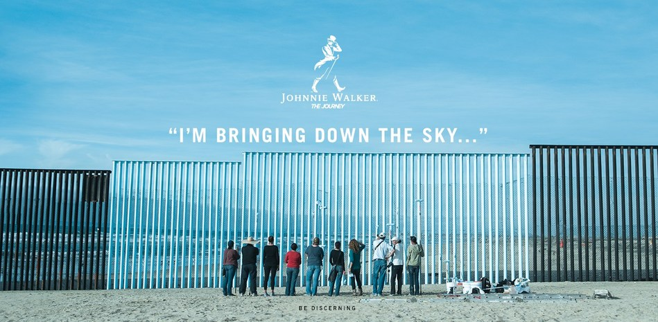 Without Walls: Inspirational Film Shows Power of Art and Community on the US-Mexico Border (PRNewsFoto/United Spirits Limited)