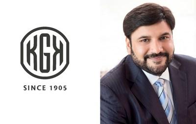 Sanjay Kothari, Vice Chairman of KGK Group