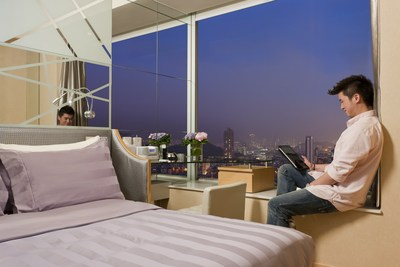 Stay in Executive Room and enjoy free access to Dorsett Lounge