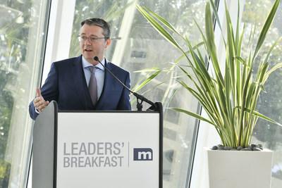 Chris Marlin, founder and President of Lennar International