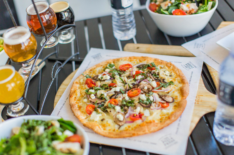 The Pizza Press, based in Southern California, is celebrating its fifth anniversary with plans to open 300 stores over the next three years.