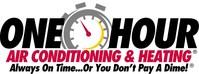 One Hour Air Conditioning & Heating www.onehourheatandair.com