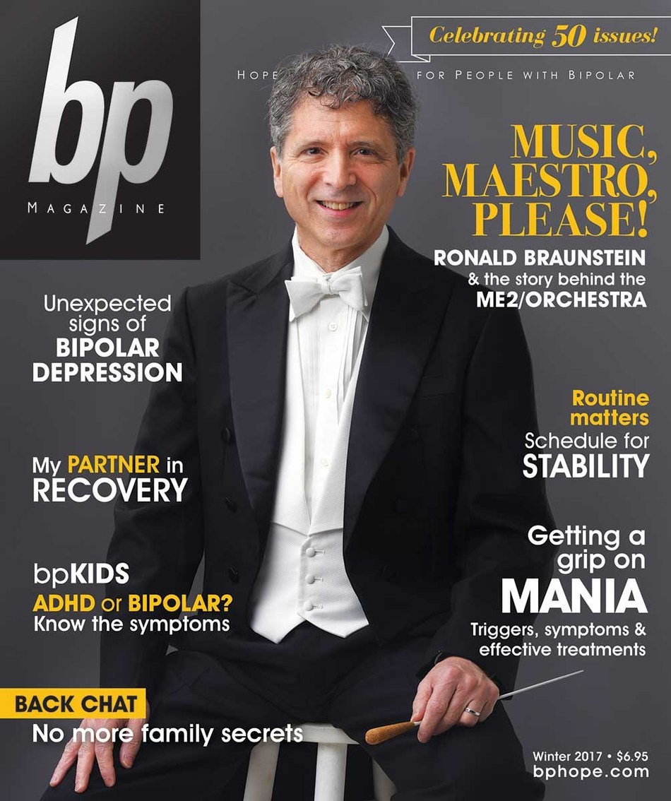 bp Magazine Celebrates 50th Issue