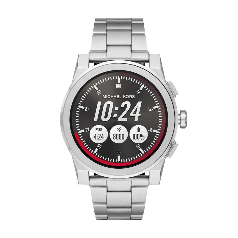 Michael Kors Access Grayson touchscreen smartwatch