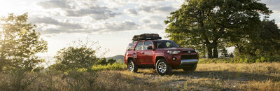 The 2017 Toyota 4Runner is available now at Arlington Toyota near Chicago, IL.