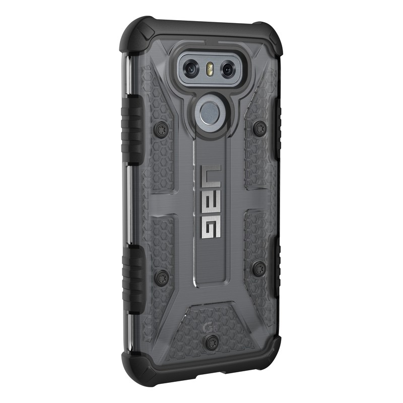URBAN ARMOR GEAR REVEALS NEW PLASMA SERIES CASE FOR THE LG G6