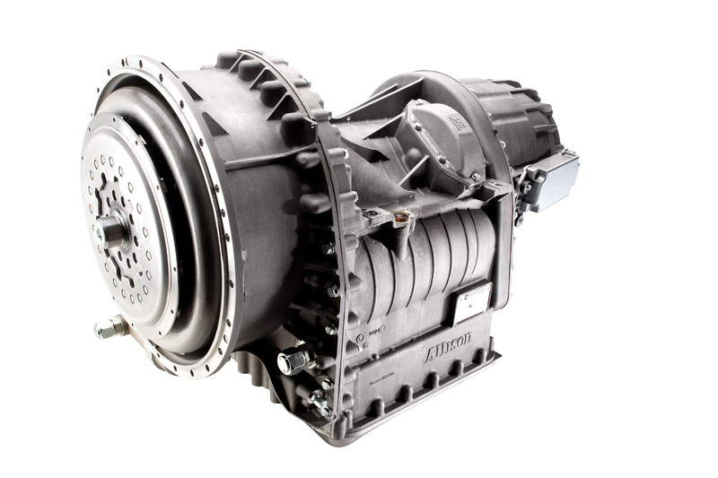 Allison Transmission's fully automatic TC10(R) for Class 8 tractors will be available from PACCAR later this year in the Kenworth T680 and T880, and Peterbilt 567 and 579 models.