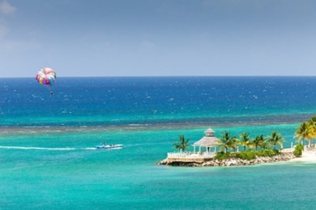 Vacation Express Brings Dallas Fort Worth Non-Stop Flights to Jamaica this Spring (CNW Group/Vacation Express)