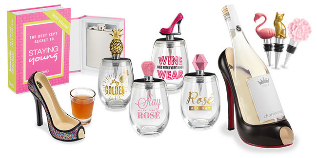 Wine accessory gifts for Mother's Day