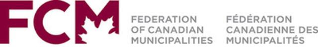 Logo: Federation of Canadian Municipalities (CNW Group/FEDERATION OF CANADIAN MUNICIPALITIES)