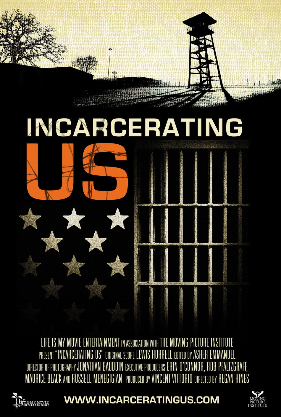 Incarcerating US is a groundbreaking documentary exploring the history of America's overincarceration epidemic and vital criminal justice reforms.