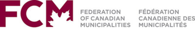 Logo: Fédération canadienne des municipalités (Groupe CNW/FEDERATION CANADIENNE DES MUNICIPALITES)