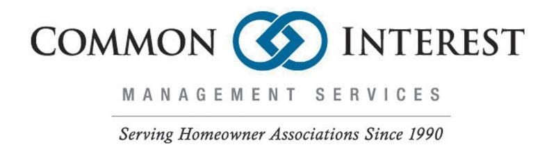 Founded in 1990, Common Interest Management is a leading provider of professional association management services to homeowners associations (HOAs) throughout the Bay Area with offices in Danville, San Mateo and Campbell. Common Interest Management specializes in the management of master-planned, single family home, condominium, mixed use residential and mid-rise communities and now serves more than 240 communities in Northern California.  (PRNewsFoto/Common Interest Management Services) (PRNewsfoto/Common Interest Management Serv)