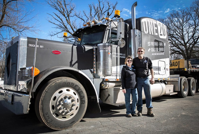 ONE20 Trucking and its drivers will be part of a revolution to put power back in the hands of the driver. Compensation and lease agreements are configurable and un-capped, giving the driver more opportunity to earn based on their contribution to customers and growing ONE20.