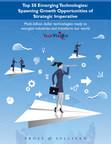 Frost & Sullivan Unveils Top 50 Multi-Billion Dollar Emerging Technologies that Will Transform the World