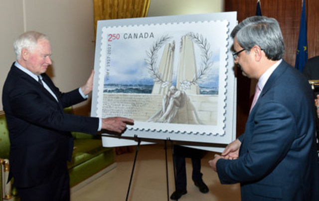 See news release for caption. (CNW Group/Canada Post)