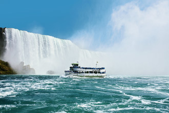 Maid of the Mist ready for earliest launch in history