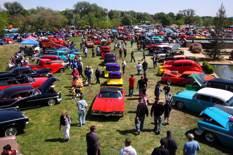 Get ready for Kool April Nites, an amazing car show in Redding, CA.