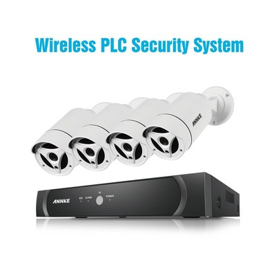 ANNKE Wireless PLC Security System