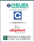 BGL Announces the Sale of Chelsea Building Products to aluplast GmbH