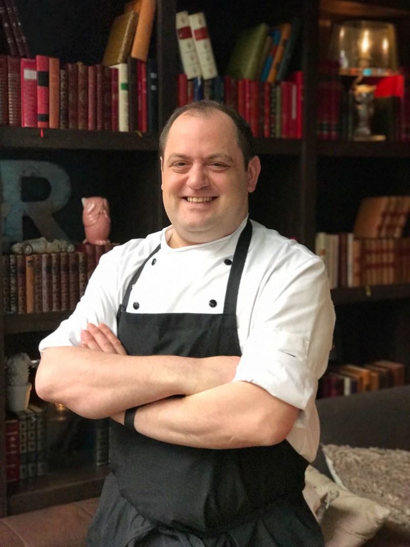 John King, pentahotels' first Executive Chef (PRNewsFoto/pentahotels)