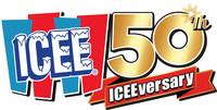ICEE 50th Anniversary Logo